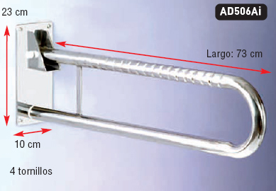 49 Doble barra abatible AD506Ai