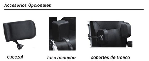 Accesorios BALANCE