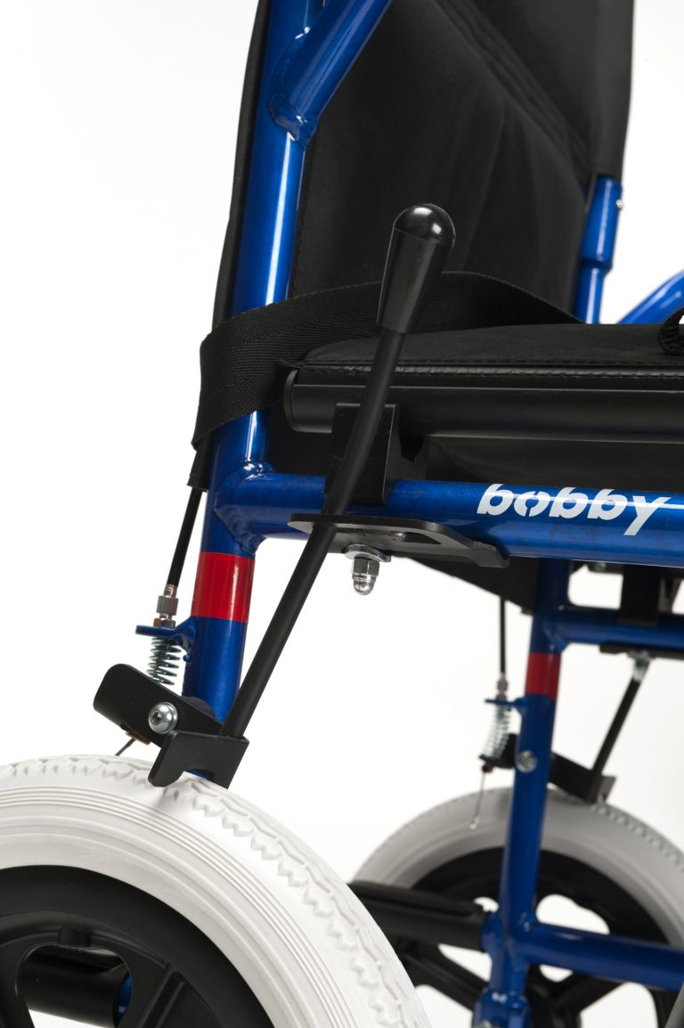 Bobby – C80 – detail brake on wheel